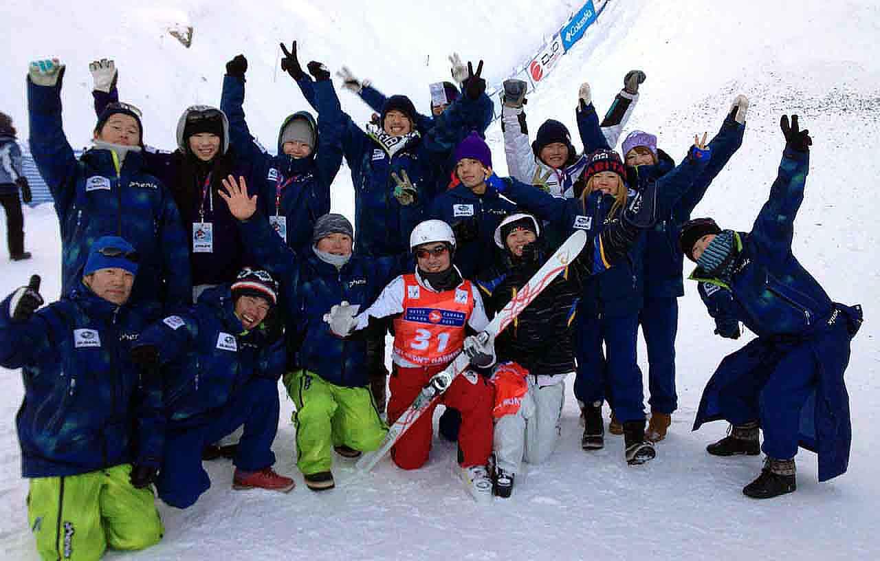 田原直哉が北米ワールドカップ1戦目モントガブリエルにてついに3位表彰台に上がりました!