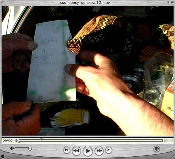 動画写真画像/産学連携で商品開発(群馬大学、中央工科デザイン学校)ぐんまブランド創出プロジェクト商品、金属塗布へのテスト検証